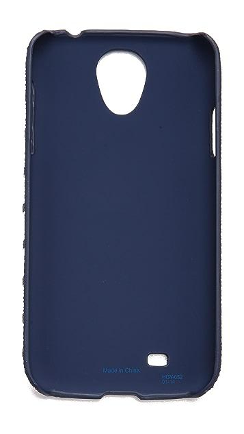 Tory Burch Robinson Printed Samsung Galaxy Hardshell Case