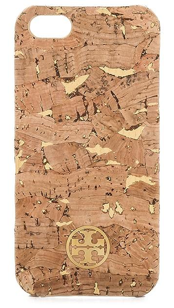 Tory Burch Metallic Cork iPhone 5 / 5S Hardshell Case