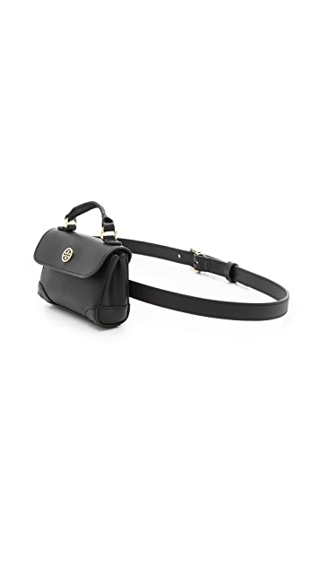 Tory Burch Robinson Waist Pack Belt