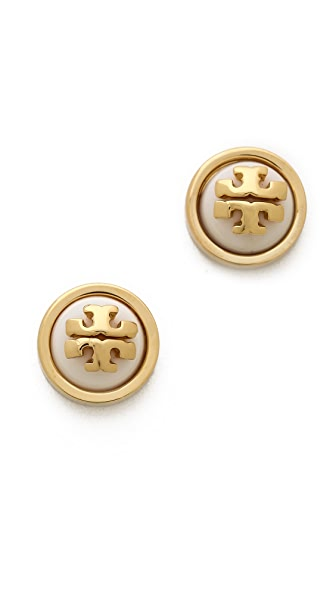 Tory Burch Melodie Stud Earrings