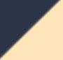 Tory Navy/Shiny Brass