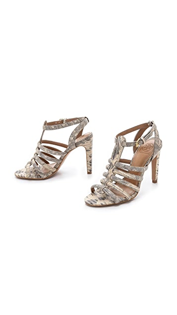 Tory Burch Charlene Caged Sandals