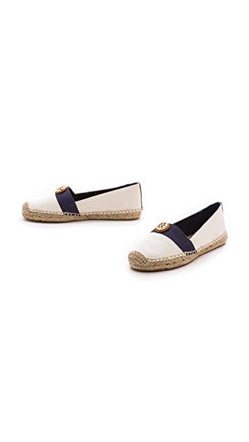 Tory Burch Beacher Flat Espadrilles
