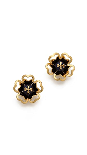 Tory Burch Katie Stud Earrings
