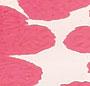 Lava Red/Silesa Flower Print