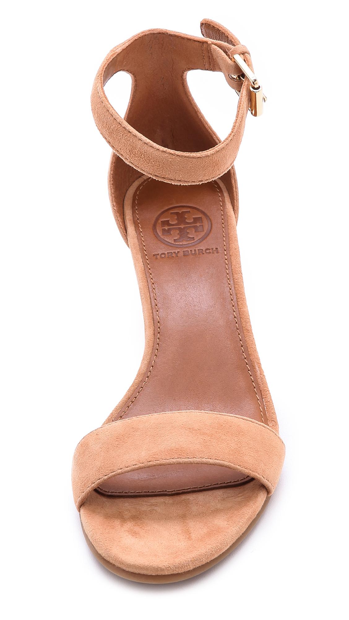dcc7355fd7a7 Tory Burch Savannah Wedge Sandals
