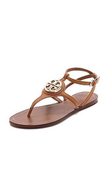 Tory Burch Leticia Flat Thong Sandals