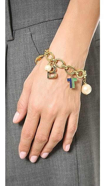 Tory Burch Theresa Charm Bracelet