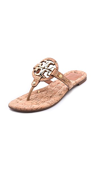 Tory Burch Miller 2 Cork Sandals