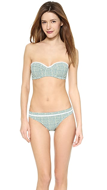 Tory Burch Baleares Underwire Bikini Top