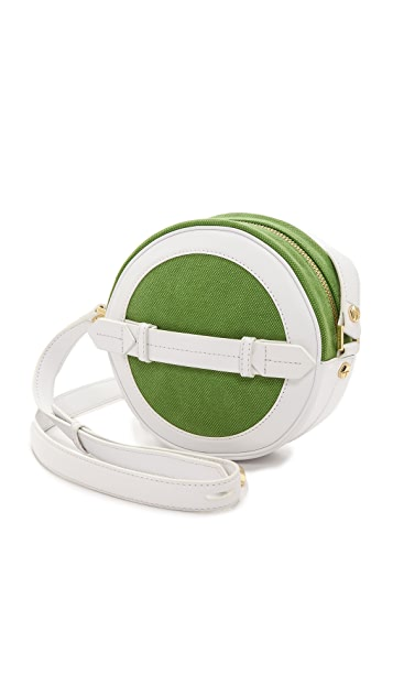 Tory Burch Belted Classic Canteen