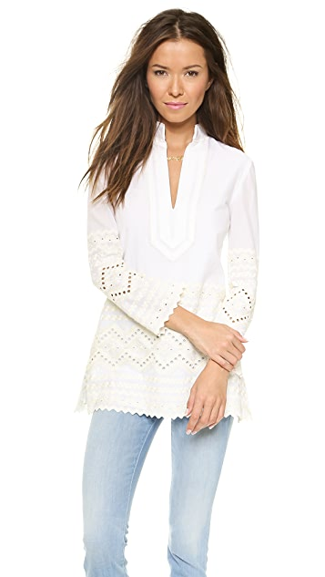 Tory Burch Zita Tunic