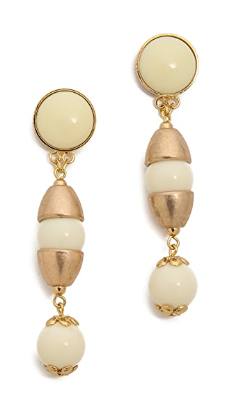 Tory Burch Candelaria Drop Earrings