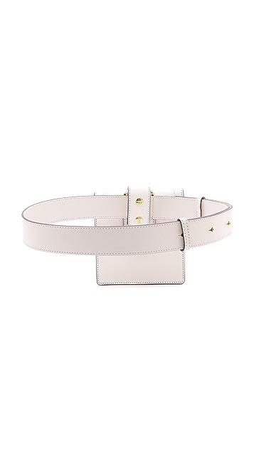 Tory Burch Leather Belt Bag