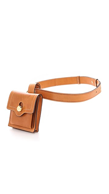 Tory Burch Leather Belt Bag