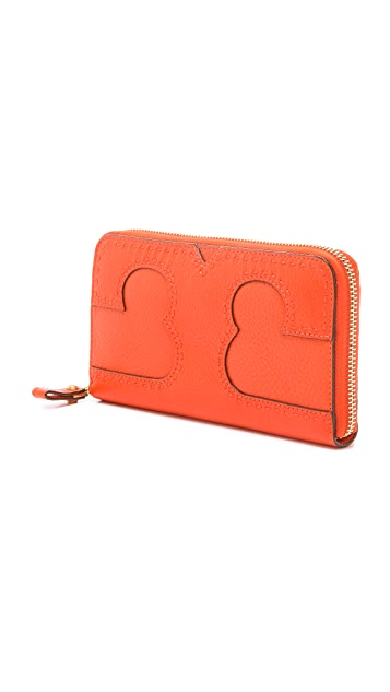 Tory Burch Amalie Zip Continental Wallet