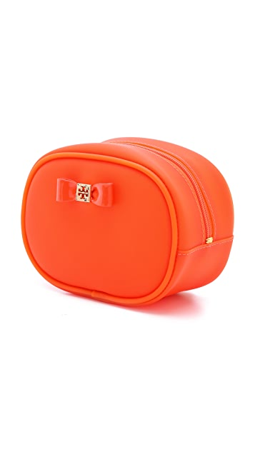 Tory Burch Bow Small Classic Cosmetic Pouch