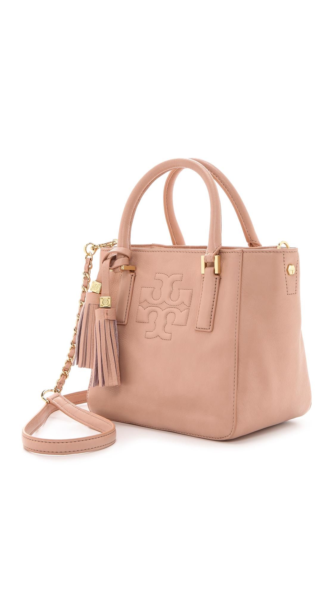 1194cbbf7126 Tory Burch Thea Mini Bucket Bag