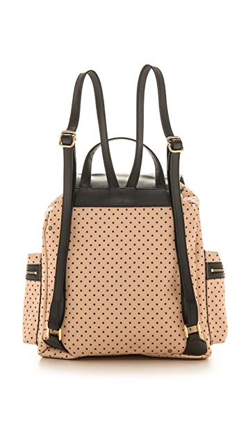 Tory Burch Kerrington Flap Backpack
