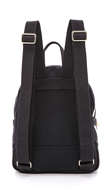 Tory Burch Canvas Backpack