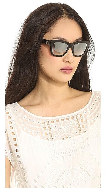 Tory Burch Modern T Sunglasses