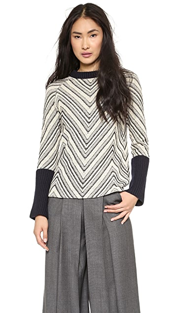 Tory Burch Vivienne Sweater