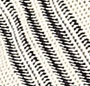 Chevron Novelty Jacquard