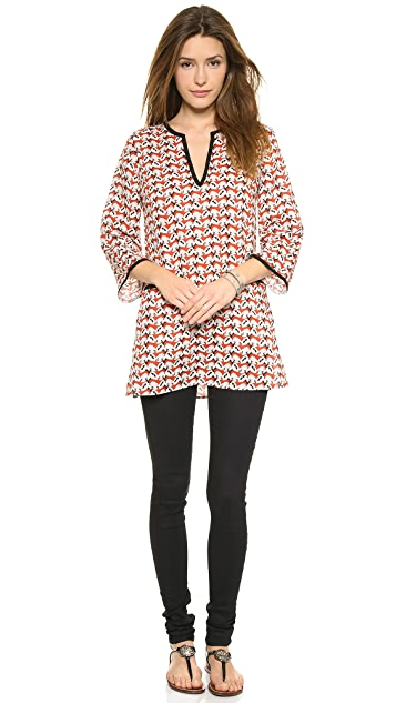 Tory Burch Calyx Tunic