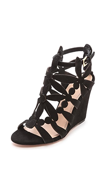 Tory Burch Emerson Wedge Sandals
