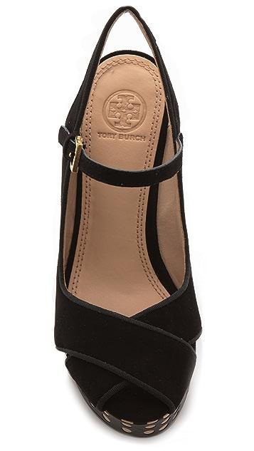 Tory Burch Ollie Wedge Sandals