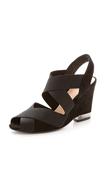 Tory Burch Debbie Wedge Sandals