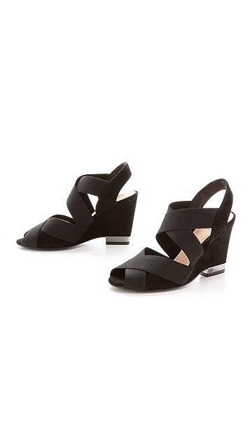 Tory Burch Debbie Wedge Sandals