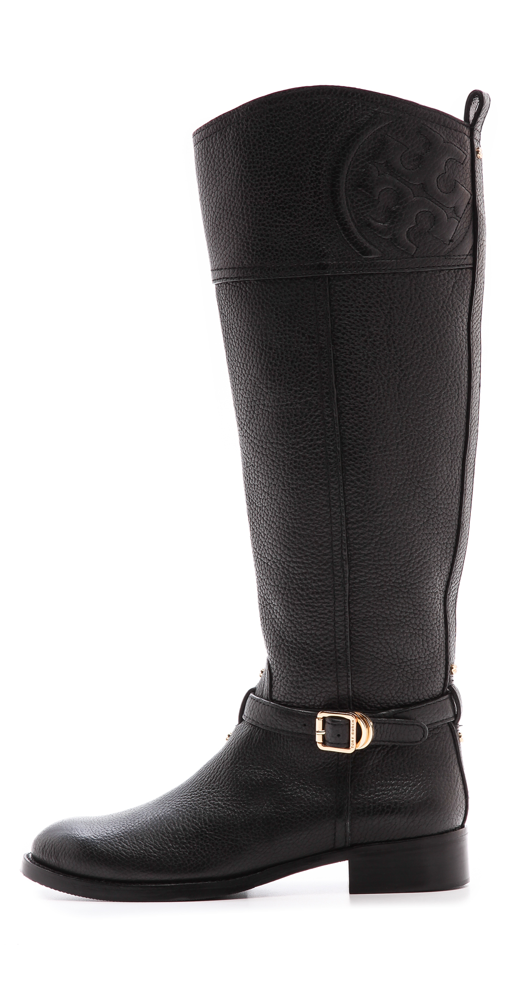 7155ce4354cf Tory Burch Marlene Riding Boots