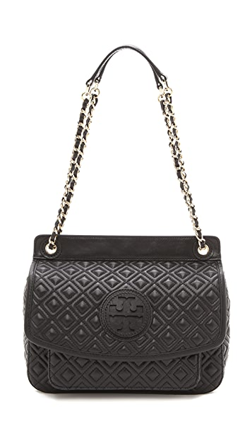 Tory Burch Marion Quilted Shoulder Bag