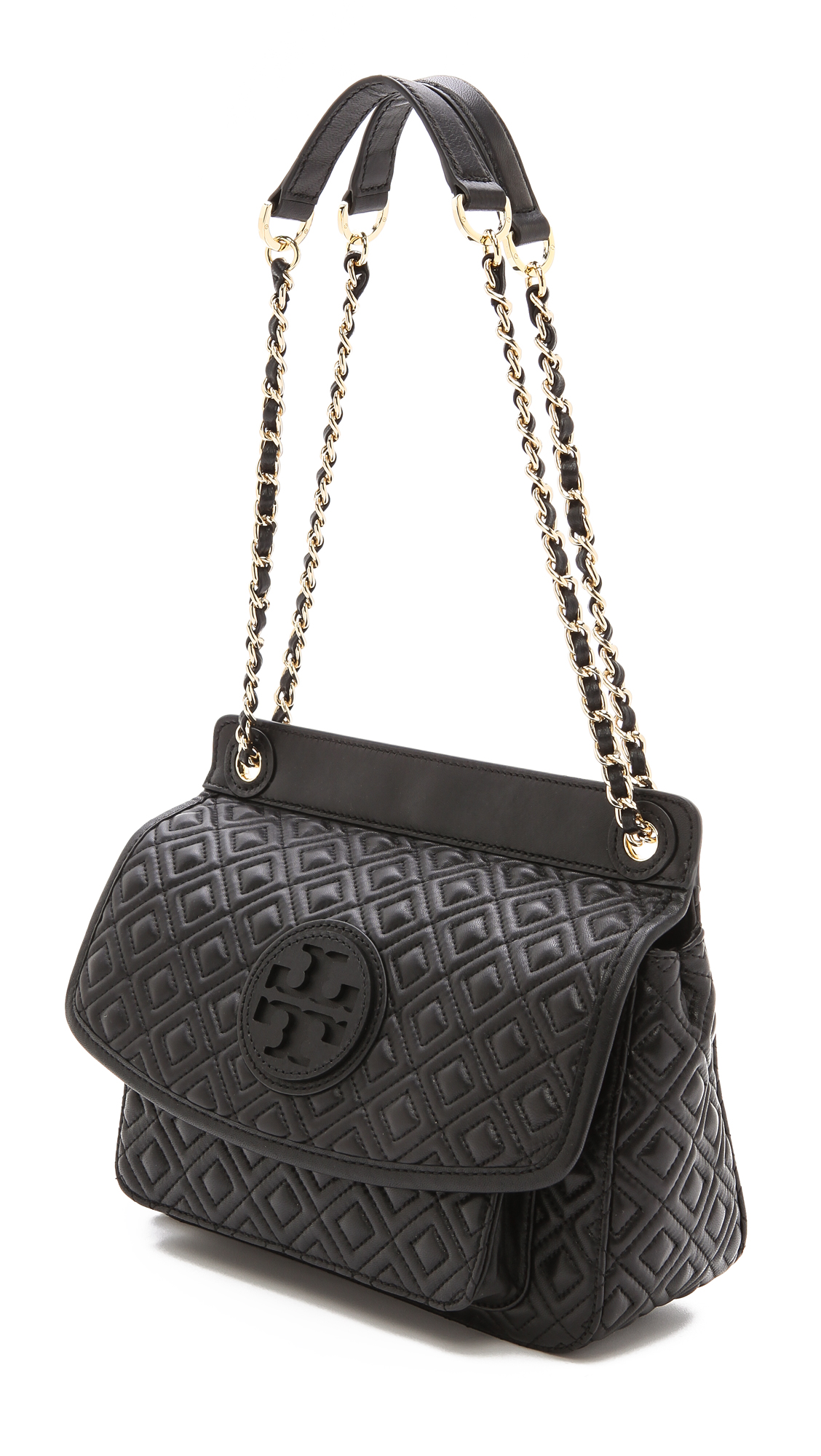 Tory Burch Marion Quilted Shoulder Bag | SHOPBOP