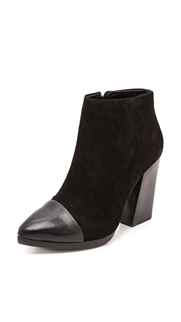 Tory Burch Rivington Chunky Booties