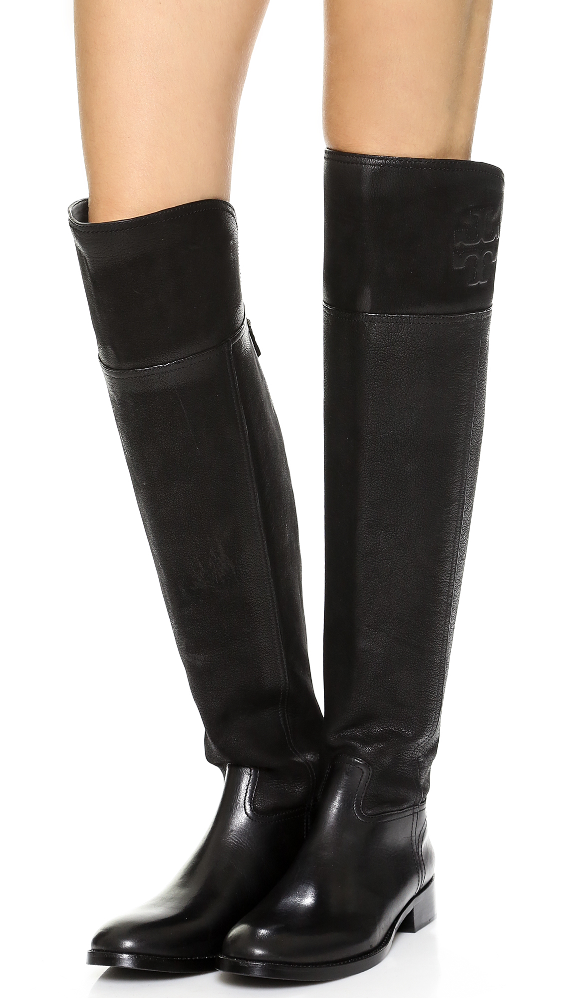 Tory Burch Simone Over-The-Knee Boots sale 2014 new low shipping sale online clearance hot sale discount eastbay 9Zvmj