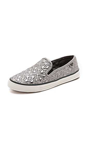 Tory Burch Jesse 2 Metallic Sneakers