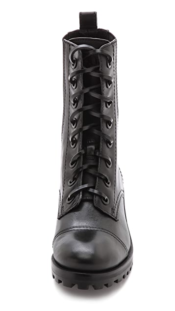 Tory Burch Broome Flat Combat Boots