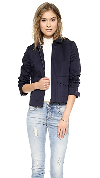 Tory Burch Lane Jacket