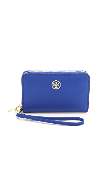Tory Burch Robinson Smart Phone Wristlet