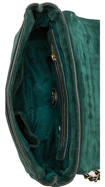 Tory Burch Fringe Adjustable Shoulder Bag