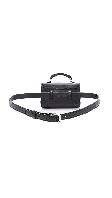 Tory Burch Robinson Waist Pack Belt