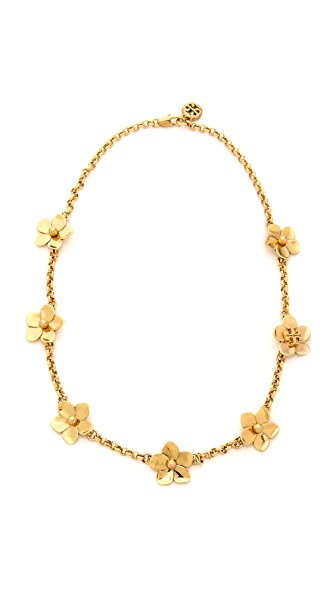 Tory Burch Cecily Simple Necklace