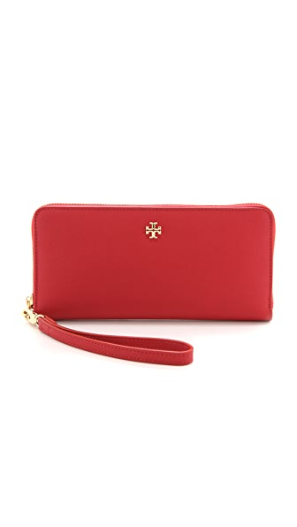 Tory Burch York Zip Continental Wallet