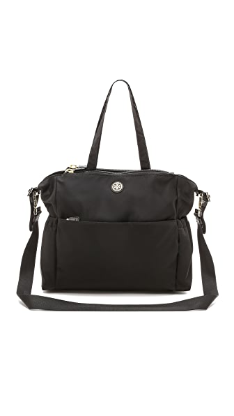 Tory Burch Travel Nylon Baby Bag