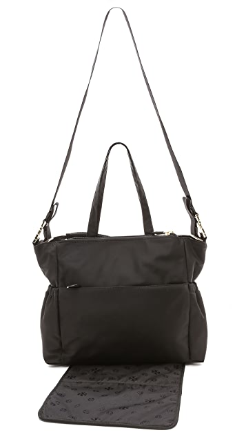 Tory Burch Travel Nylon Baby Bag