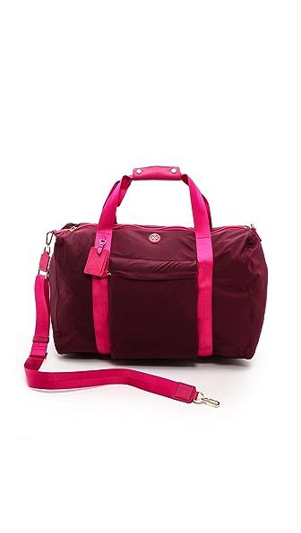 Tory Burch Travel Nylon Duffel Bag