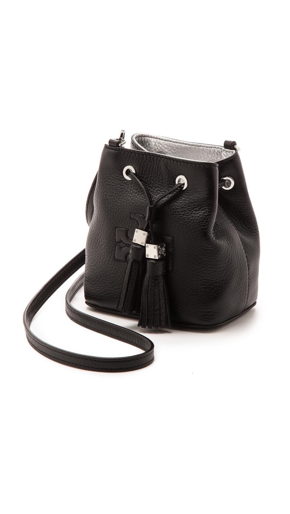 185de08b7a54 Tory Burch Thea Mini Bucket Cross Body Bag