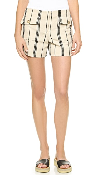Tory Burch Edna Shorts